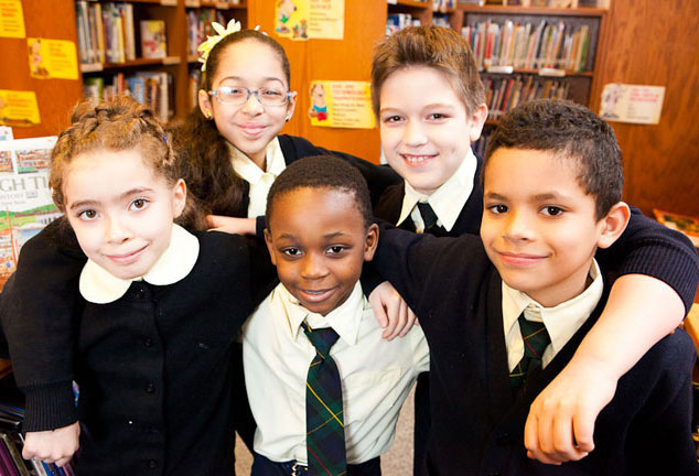 Immaculate Conception School | The Partnership for Inner-City ...